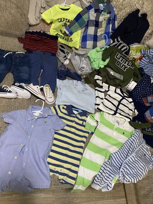 Polo baby boy bundle for Sale in Lakeland, FL