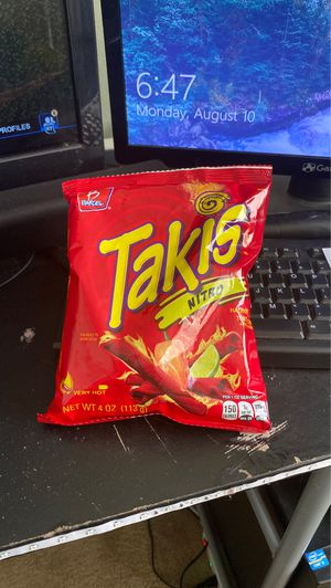 Takis for Sale in Lompoc, CA