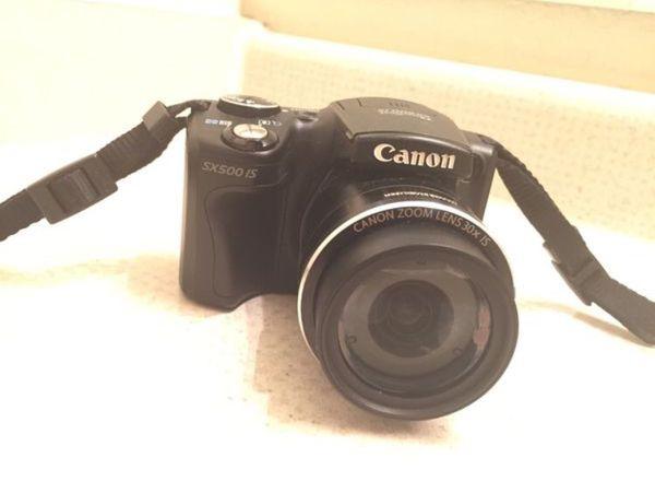 Canon Powershot SX500IS