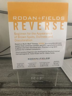 Rodan and Fields Reverse BRIGHTENING!! for Sale in Missouri City, TX