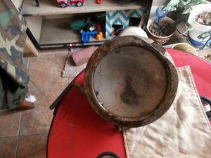 Antique copper spotlight for Sale in Coffeyville, KS