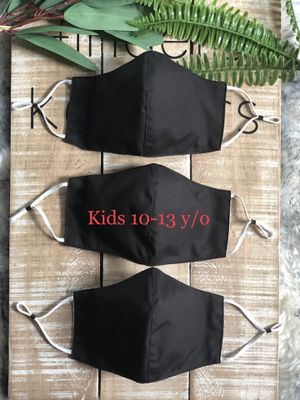 Kids face cover bundle 10-13 y/o for Sale in Sherrills Ford, NC