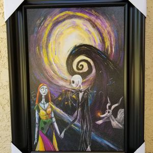 2 Nightmare Before Christmas Images for Sale in Camarillo, CA