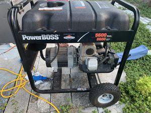 PowerBoss 5600 10 HP generator for Sale in Palm Harbor, FL