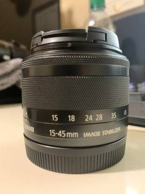 Canon EF-M 15-45mm IS STM Lens for Sale in Westminster, CA