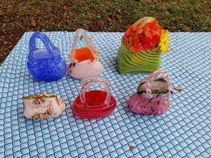 Glass antique purses for Sale in Sandston, VA