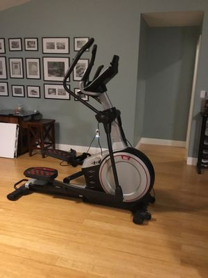 Elliptical Nordictrack Elite 10.9 for Sale in Fort Lauderdale, FL