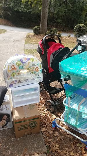 Baby stroller and more for Sale in Smoke Rise, GA