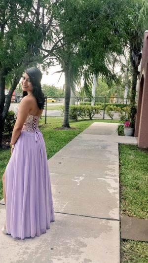 Prom dress (size S) for Sale in Homestead, FL