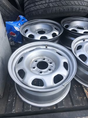 17x8 new ford rims for Sale in Bartow, FL