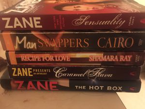 Zane books for Sale in Monroe, LA