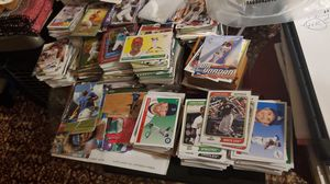 Baseball and football cards for Sale in Clinton Township, MI