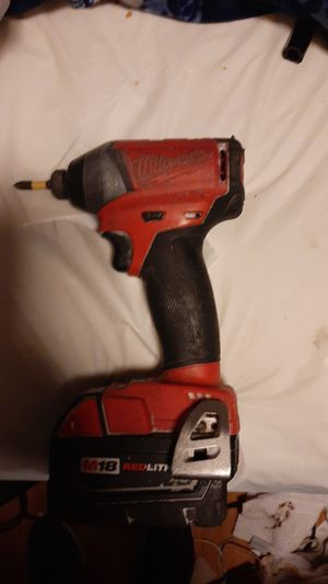 Milwaukee M18 bread lithium XE impact Driver for Sale in Hacienda Heights, CA