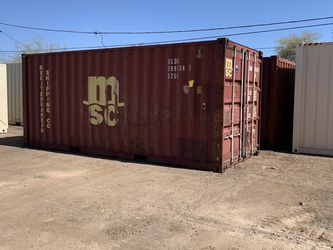 Used 20ft Shipping Container. Guaranteed Wind And Water Tight! for Sale in Phoenix,  AZ