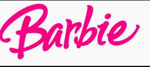 BARBIE DOLL AVENUE METAL SIGN for Sale in Schaumburg, IL