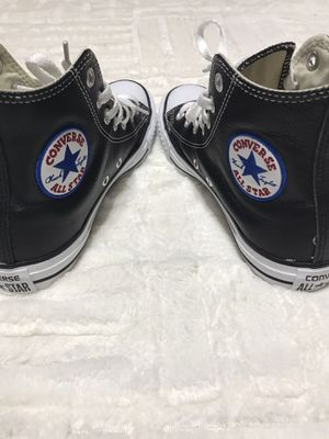 Leather high top Converse for Sale in Las Vegas, NV