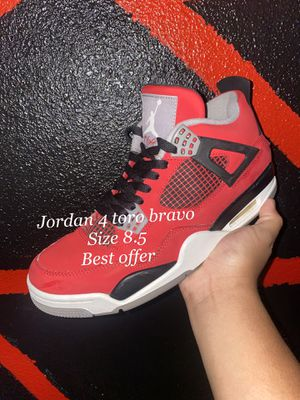 Jordan toro bravo size 8.5 shoot offers not actually free for Sale in Hayward, CA