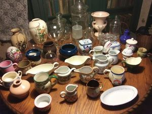 Mixed glass ware for Sale in Eureka Springs, AR