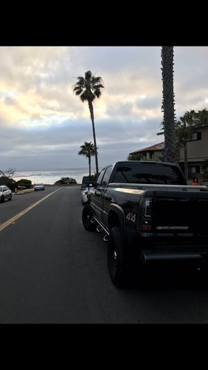 Chevy Silverado 2500HD LT 4x4 lifted tow package for Sale in San Diego, CA