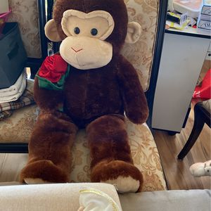Monkey Stuff Animal Large for Sale in Plano, TX