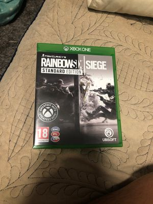 *Brand New* Rainbow six siege for Sale in The Bronx, NY