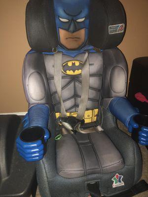 Batman booster car seat for Sale in Lithonia, GA