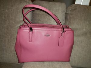"Genuine Coach Purse, ""Christie"" (Large w Cross Body/Shoulder Strap) for Sale in Brownsboro, TX"