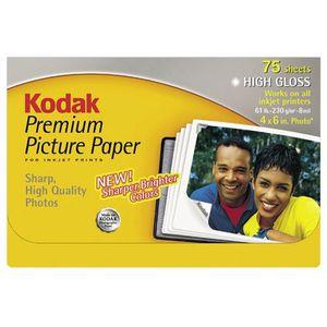 Paper, Kodak Premium Photo, Glossy 100 sheets Pictures 4x6 Prints Printer for Sale in Tampa, FL