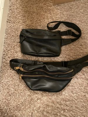 2 waist bags. ($10 for both) for Sale in Ontario, CA