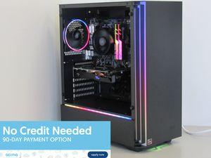 **BRAND NEW + FINANCING** Custom Build Gaming Desktop AMD Ryzen 5 2600 16GB RAM 240GB SSD AMD RADEON RX 590(8GB) for Sale in Fontana, CA