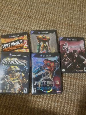 GameCube games for Sale in Portland, OR