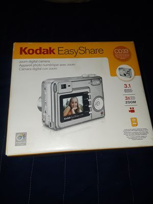 Kodak easy share digital camera CD33 for Sale in Kennesaw, GA