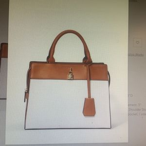 Satchel nude\white for Sale in Long Beach, CA