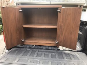 Solid Wood Cabinet for Sale in Issaquah, WA