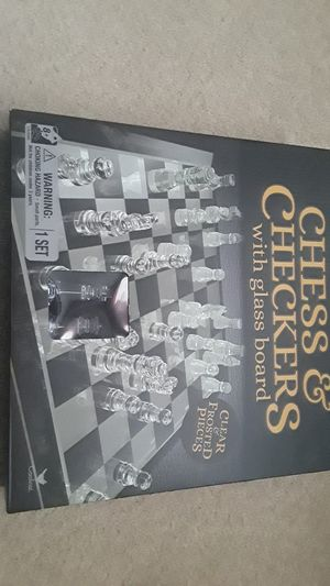 Chess and checkers for Sale in Collinsville, MS