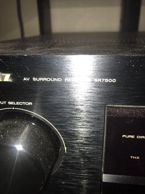 marantz sr7500 for Sale in Mesa, AZ