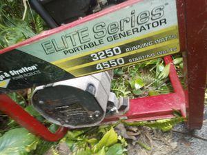 Elite serie portable generator for Sale in Orlando, FL