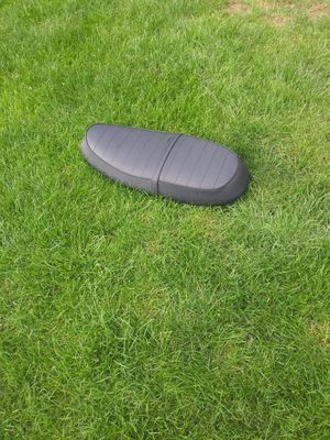 Triumph motorcycle seat for Sale in Milwaukie, OR