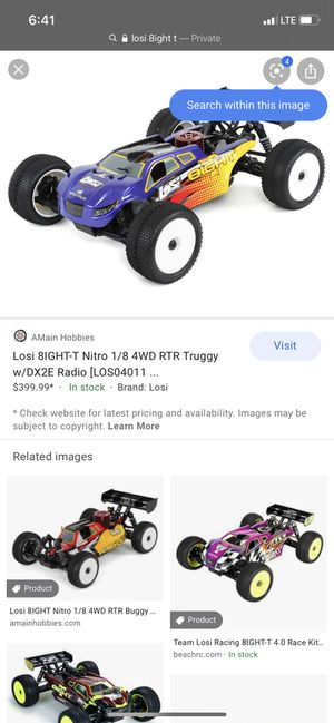 Losi 8ight t.......read below for Sale in Wilmington, CA