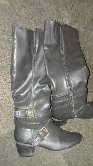 women's leather boots for Sale in Imperial, MO