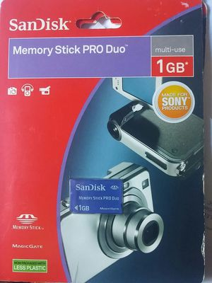 SanDisk 1G memory stick for Sale in Apex, NC