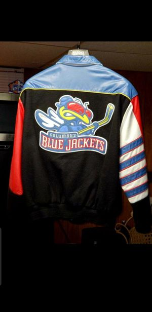 Official NHL Columbus Blue Jackets Collectors Apparel for Sale in Louisville, KY