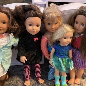 Our Generation/American Girl Doll And Accessories for Sale in Los Alamitos, CA