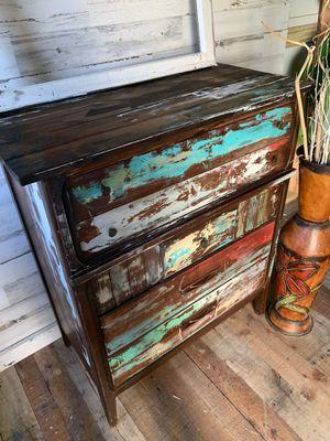 Rustic dresser for Sale in Melbourne Beach, FL