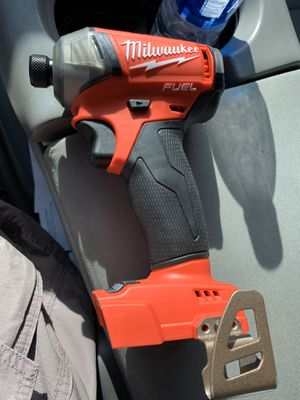 Milwaukee FUEL M18 SURGE and Bluetooth cordless drill (tool only) for Sale in Aurora, CO