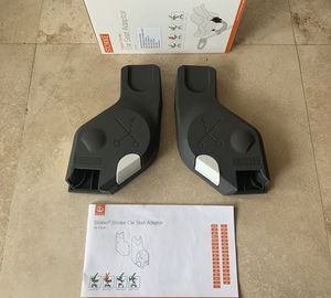 Car seat adaptor Stokke and more for Sale in Miami Beach, FL