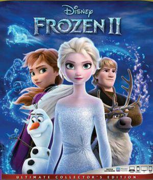 Frozen 2 HD Digital code only for Sale in San Bernardino, CA