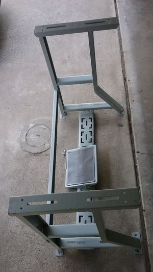Industrial sewing machine stand for Sale in Stockton, CA