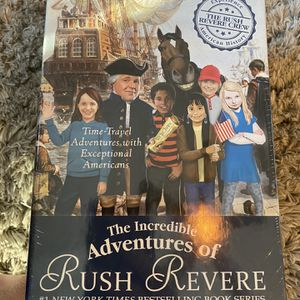New Rush Revere Books for Sale in Brentwood, CA