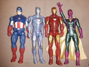 Marvel action figures for Sale in Hillsborough, NC
